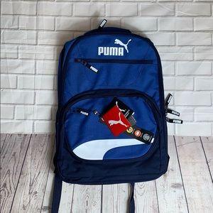 "Puma squad 19"" Back pack Blue White"
